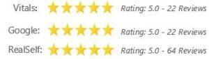 Excellent Patient Reviews