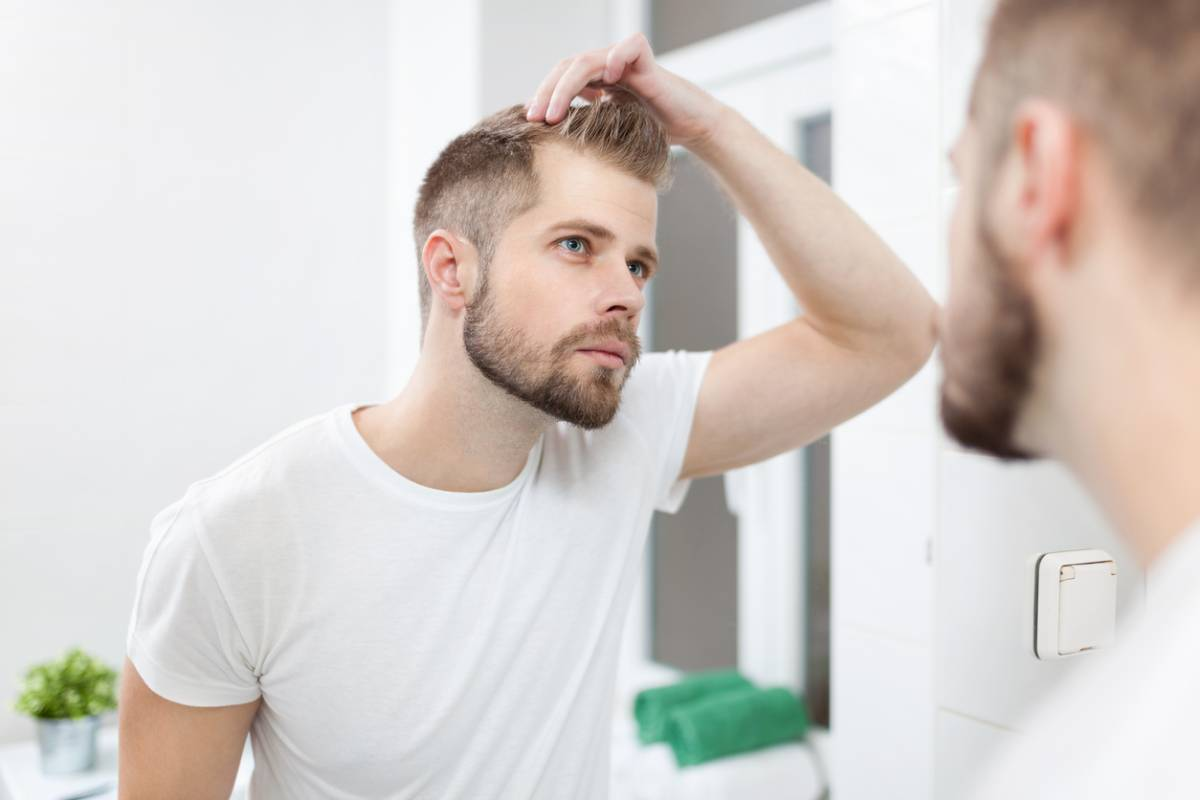 Can you predict going bald?